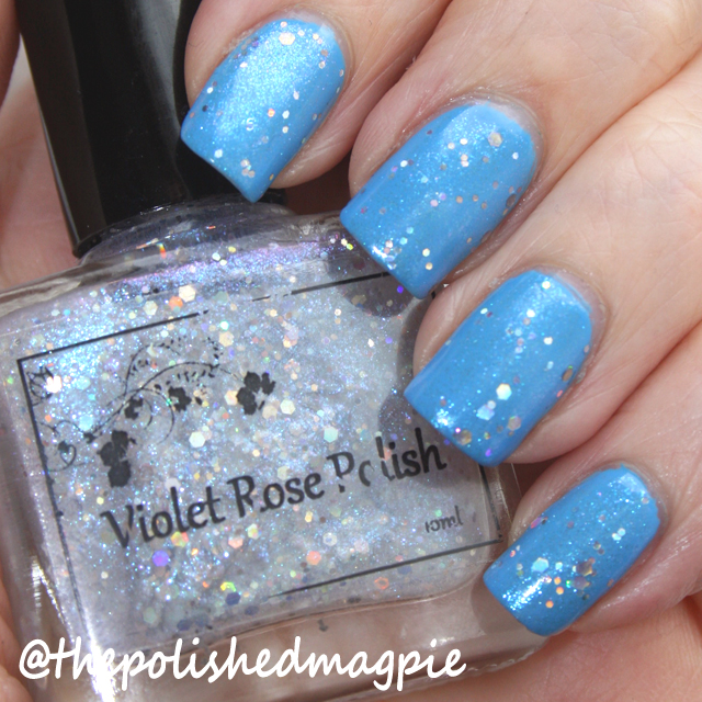 Violet Rose Polish Fairy Glen